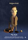 Alan Turing - Enigma-trick by chayground