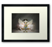 Wings anyone? Framed Print