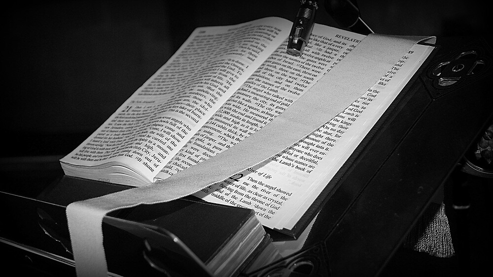 The Book Of Revelation by Lou Wilson
