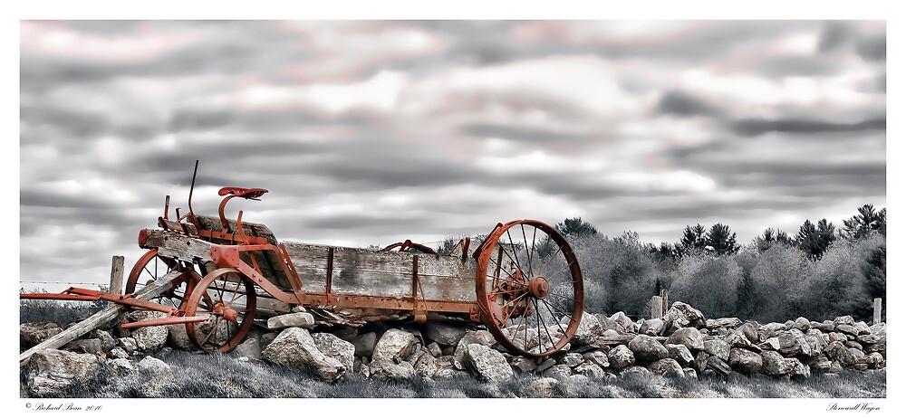 Stonewall Wagon by Richard Bean