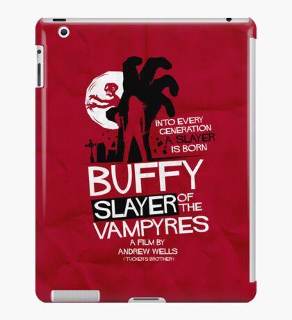 Slayer of the Vampyres iPad Case/Skin