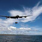 Lancaster releasing practice Upkeep by Gary Eason + Flight Artworks