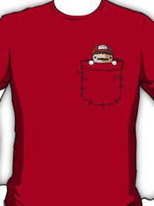 Pocket Mario T-Shirt