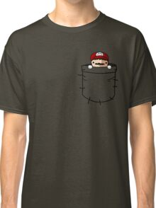 Pocket Mario Classic T-Shirt