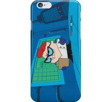 Dexter - Dexter's Laboratory (Production Cel) iPhone Case/Skin