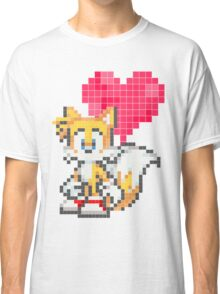 <3 Tails Classic T-Shirt