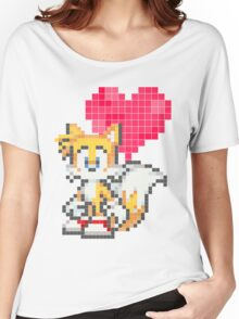 <3 Tails Women's Relaxed Fit T-Shirt