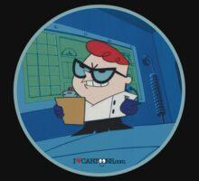 Dexter - Dexter's Laboratory (Production Cel) Kids Clothes