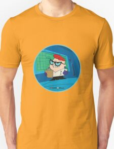 Dexter - Dexter's Laboratory (Production Cel) T-Shirt