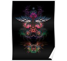 "Metaface ""Dragon"" - RGB (special) Poster"