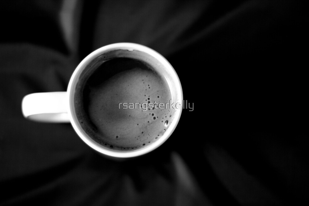 Still Life - Coffee 3 by rsangsterkelly