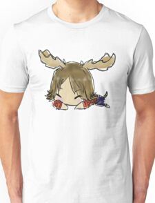 Supernatural: Moose Nap Unisex T-Shirt