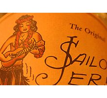 Sailor Jerry's Photographic Print
