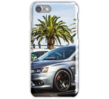 Mitsubishi Roll Call iPhone Case/Skin