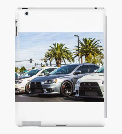 Mitsubishi Roll Call iPad Case/Skin