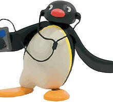 Pingu by coolioscooter
