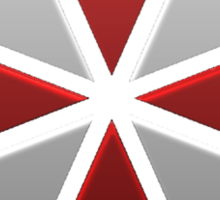 Umbrella Corporation Logo Sticker