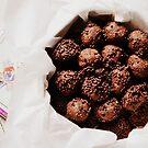 chocolate cookies by Ziva Javersek
