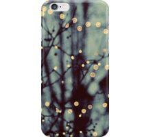 Winter Lights - Iphone case  iPhone Case/Skin