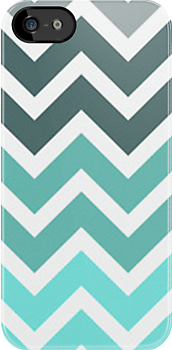 Faded Tiffany - Iphone Case  by sullat04