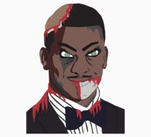 Zombie Carlton Banks by DashEightyEight
