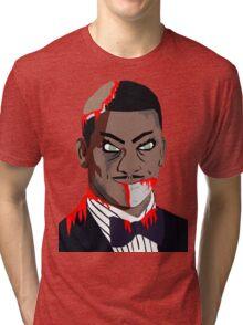 Zombie Carlton Banks Tri-blend T-Shirt