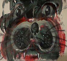 Mr. French the Bulldog by Inner Child Art