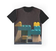Art is a Game Graphic T-Shirt
