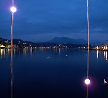 Lake Lucerne by Ben Sheahan