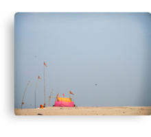 The Ganges Canvas Print