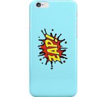 ZAP! iPhone Case/Skin