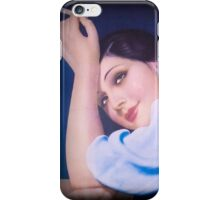 Vintage Woman 3 iPhone Case/Skin