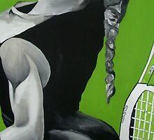 Tennis finest by Eliezer  Velez JR