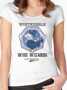 Winterhold Wizards Women's Fitted Scoop T-Shirt