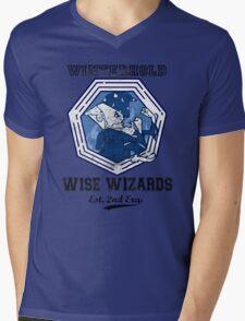 Winterhold Wizards Mens V-Neck T-Shirt