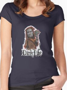 Dink Life Women's Fitted Scoop T-Shirt