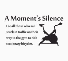 stationary bicycle = just plain stupid by PaulHamon