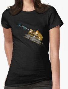 Born to Exterminate! Womens Fitted T-Shirt