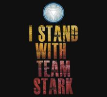 I stand with Team Stark by jaytasmic