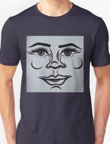 Clean, modern portrait Unisex T-Shirt