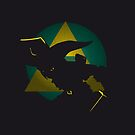 "Triforce Art by B C ""Donnie"""