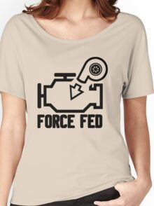 Force fed check engine light Women's Relaxed Fit T-Shirt