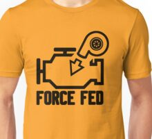 Force fed check engine light Unisex T-Shirt