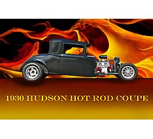 1930 Hudson Hot Rod Coupe IV Photographic Print