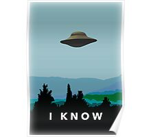 I KNOW! Poster