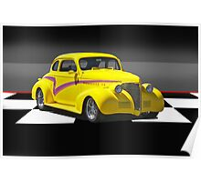 1939 Chevy Coupe w/o ID Poster