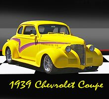 1939 Chevy Coupe w/ ID by DaveKoontz