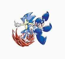 Sonic & Megaman Unisex T-Shirt
