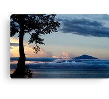 Mount Cameroon Canvas Print