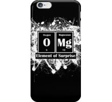 OMG - The Element of Surprise  iPhone Case/Skin